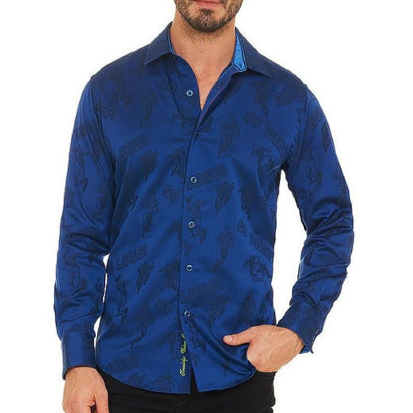Robert Graham - Go Long - Egyptian Cotton Sport Shirt