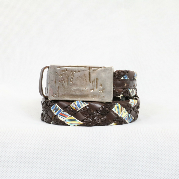 Robert Graham Brown Archer Belt