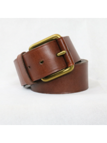 Robert Graham Dark Brown Bourke Belt