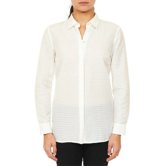 Robert Graham Ivory Bryony Shirt