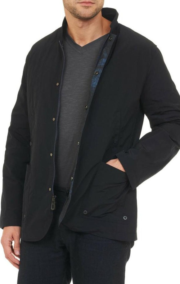 Robert Graham Navy Cadiz Field Jacket