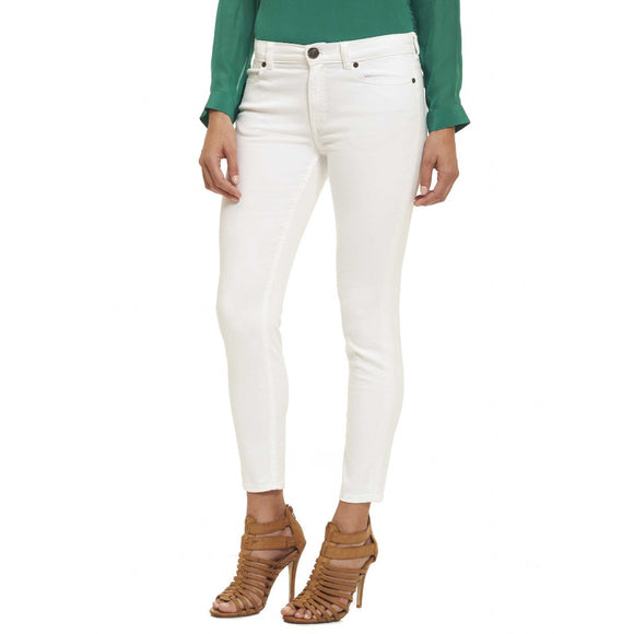 Robert Graham White Clarita Denim