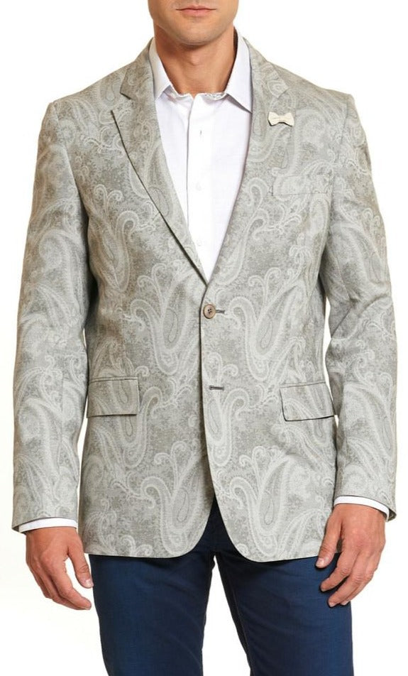 Robert Graham - Cold Deserts - Grey