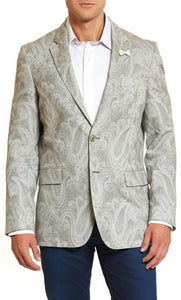 Robert Graham Silver Cold Deserts Sport Coat