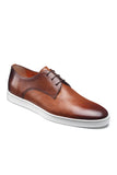 Santoni Tan Doyle Shoe