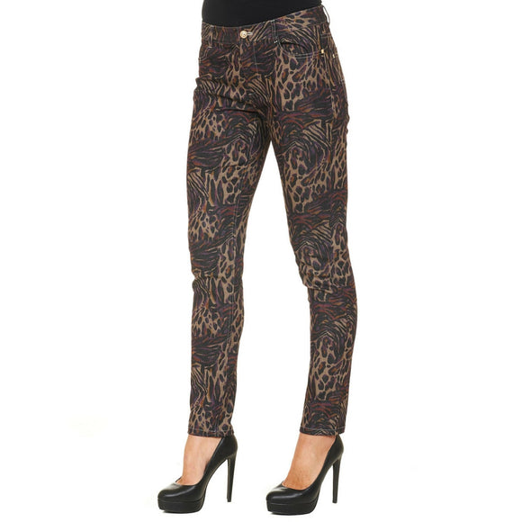 Robert Graham Animal Print Deidre Pant