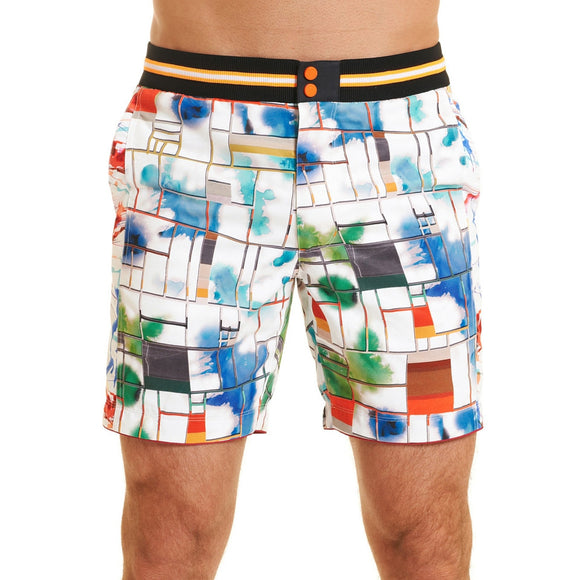 Robert Graham Fun Ships Swimwear