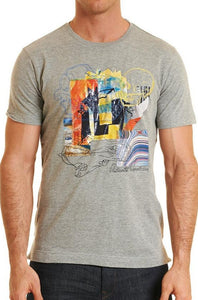 Hoodoos T-Shirt - Heather Grey