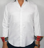 Load image into Gallery viewer, Robert Graham 2019 White D. Ferrari Sport Shirt