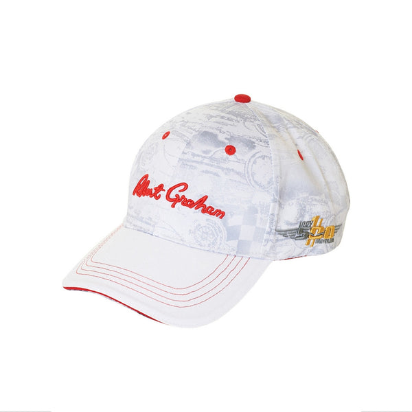 Indy 500 2016 Baseball Hat - White