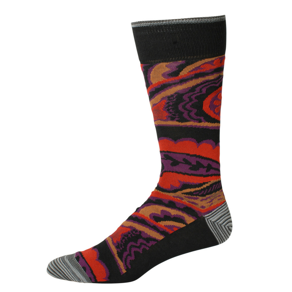 Socks - Nohar - Black