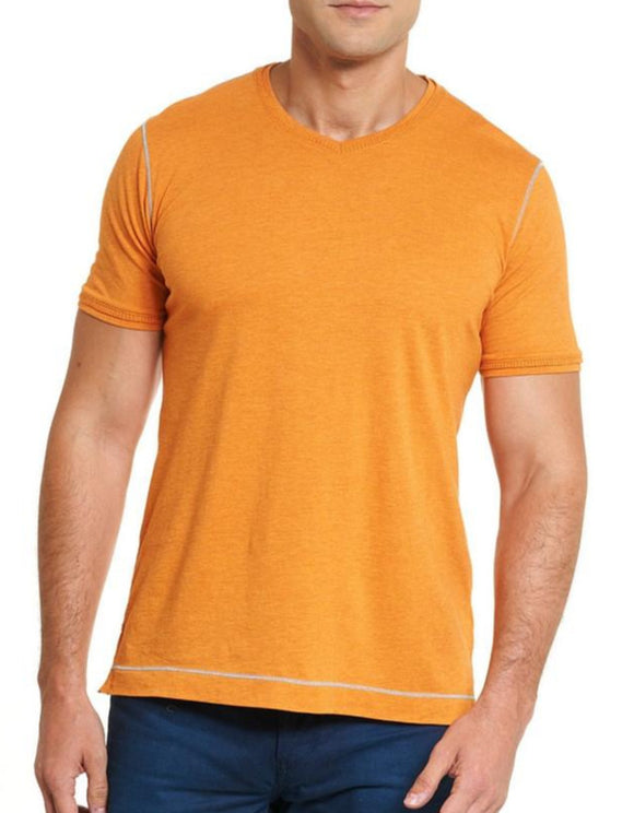 Robert Graham Orange Nomads T-Shirt