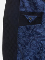 Load image into Gallery viewer, Robert Graham - Long Wilkes Sportcoat- Navy