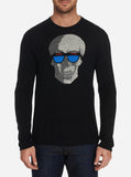 Robert Graham Black Xray Vision Limited Edition Sweater