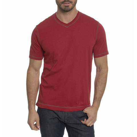Traveler Tee - Heather Red
