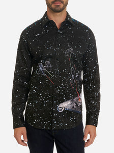 Star Wars™ | Robert Graham - The Falcon Sport Shirt