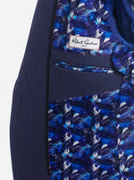 Load image into Gallery viewer, Robert Graham - Knit Downhill Long - Navy