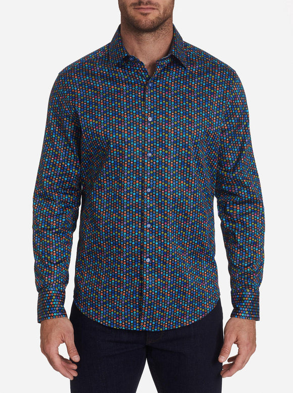 Robert Graham Fruit Cocktail Sport Shirt
