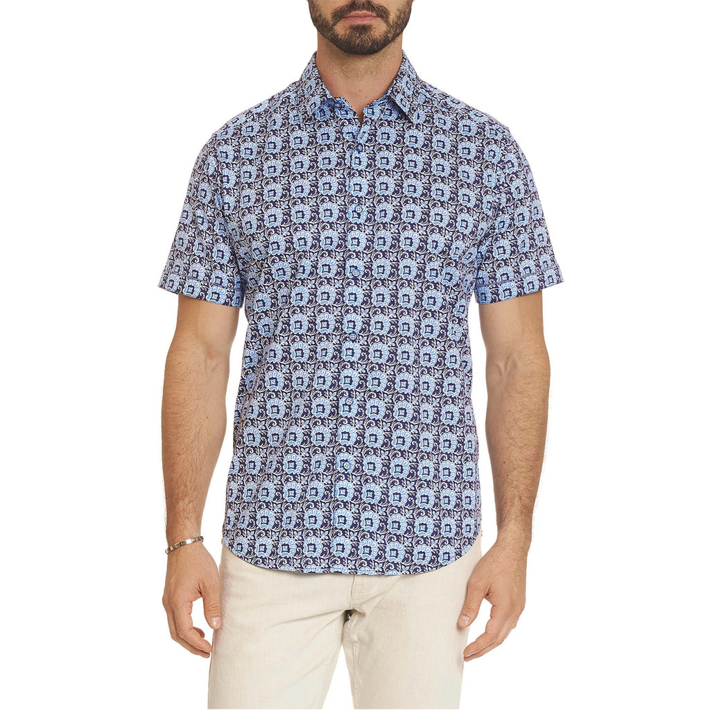 Robert Graham Jollyville Short Sleeve Shirt
