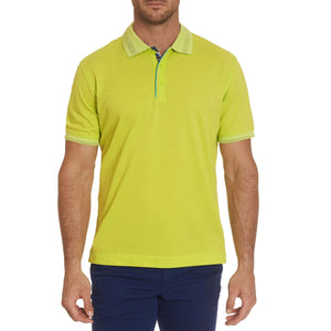 Robert Graham Lime Champion Polo