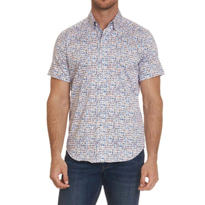 Robert Graham Oneal Short Sleeve Shirt