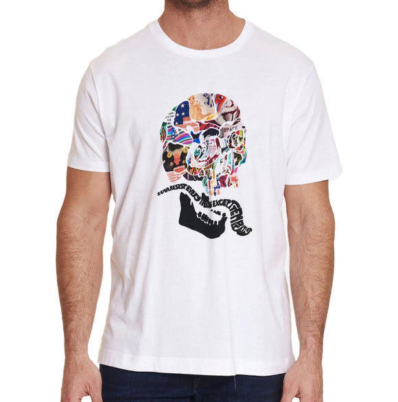 Robert Graham White Temptation T-Shirt