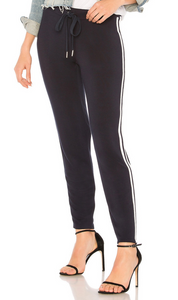 Bailey 44 Midnight & Chalk Peace Lily Pant