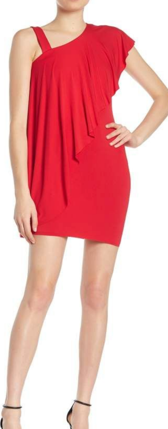 Bailey 44 Red Edo Dress