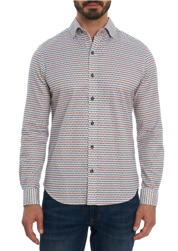 Robert Graham Multi Oscar Sport Shirt