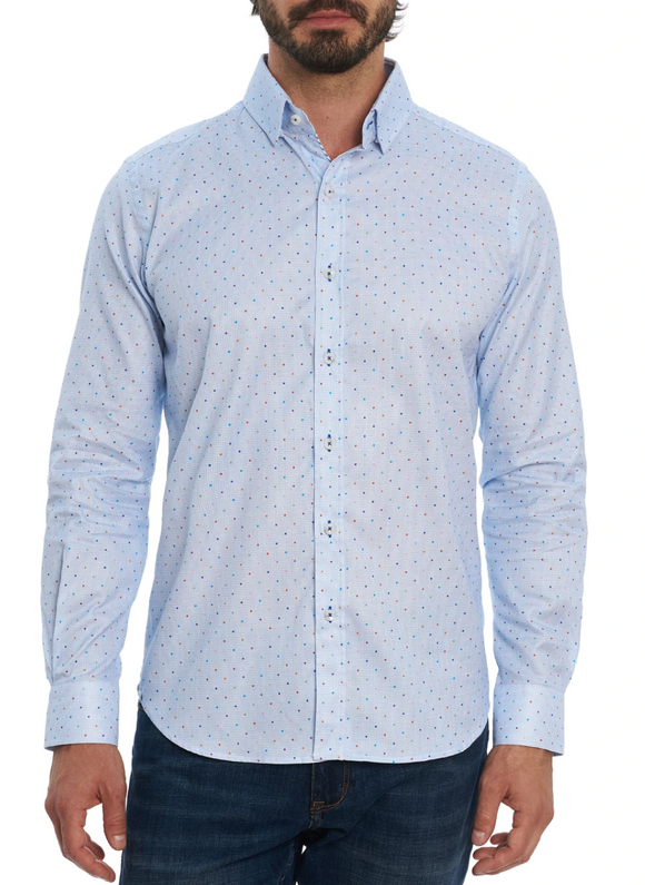 Robert Graham Multi Mydland Sport Shirt