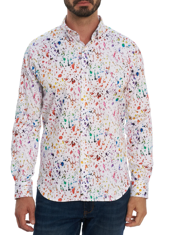 Robert Graham Multi Rossington Sport Shirt