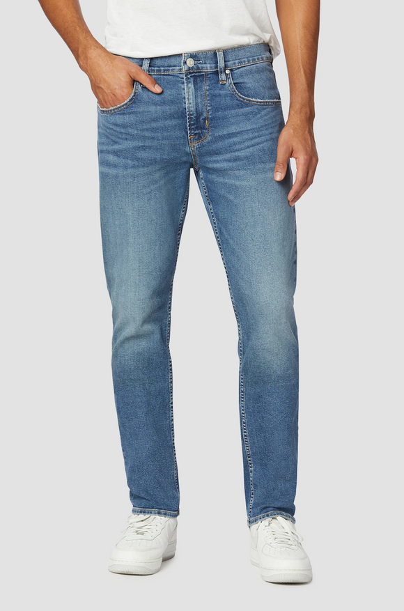 Hudson Waves Blake Slim Straight Jean