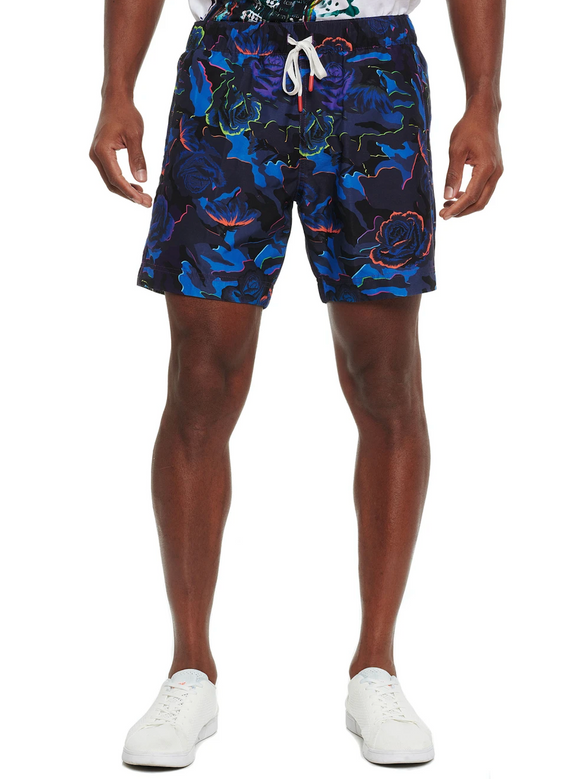 Robert Graham Multi Camouflaged Swimwear