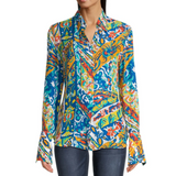 Robert Graham Multi Gabriela Shirt