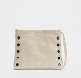 Hammitt Semolina Cream Duke Bag
