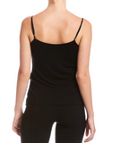B44 Black/Natural Agnes Top