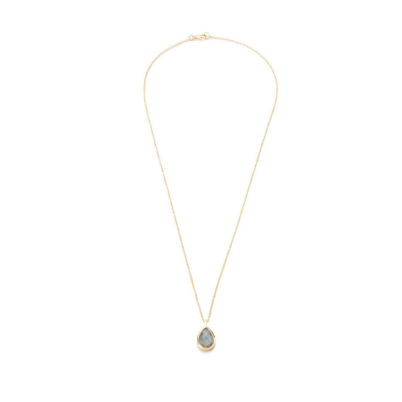 Margaret Elizabeth Moonstone Pendant Necklace