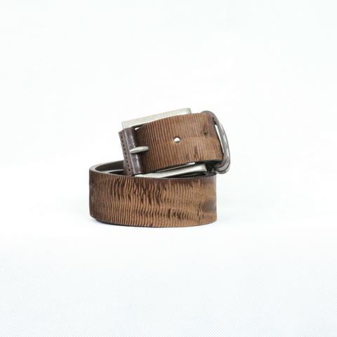 RG - Abruscato Belt - Brown