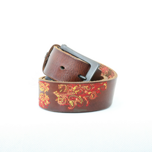 Robert Graham - Corgan - Leather Belt