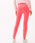 Load image into Gallery viewer, Brax - Neon Orange Shakir Pant