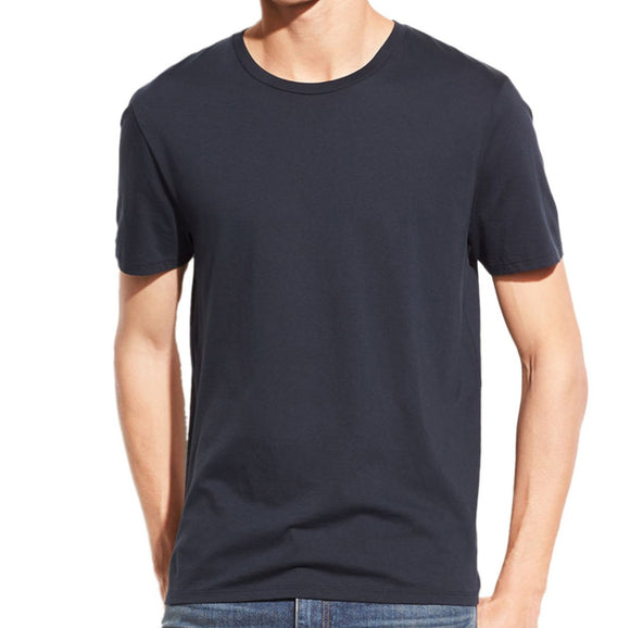 Vince Heather Carbon Crew Neck Tee