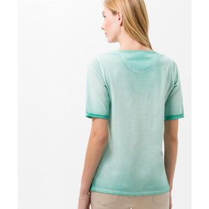 Brax - Women Collette Shirt (Jade)