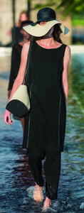 Annette Gortz Black Star Dress
