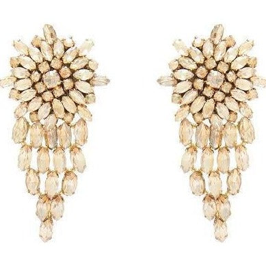Mignonne Gavigan Crystal Stella Earrings