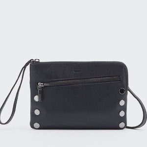 Hammitt Black Small Nash Wristlet