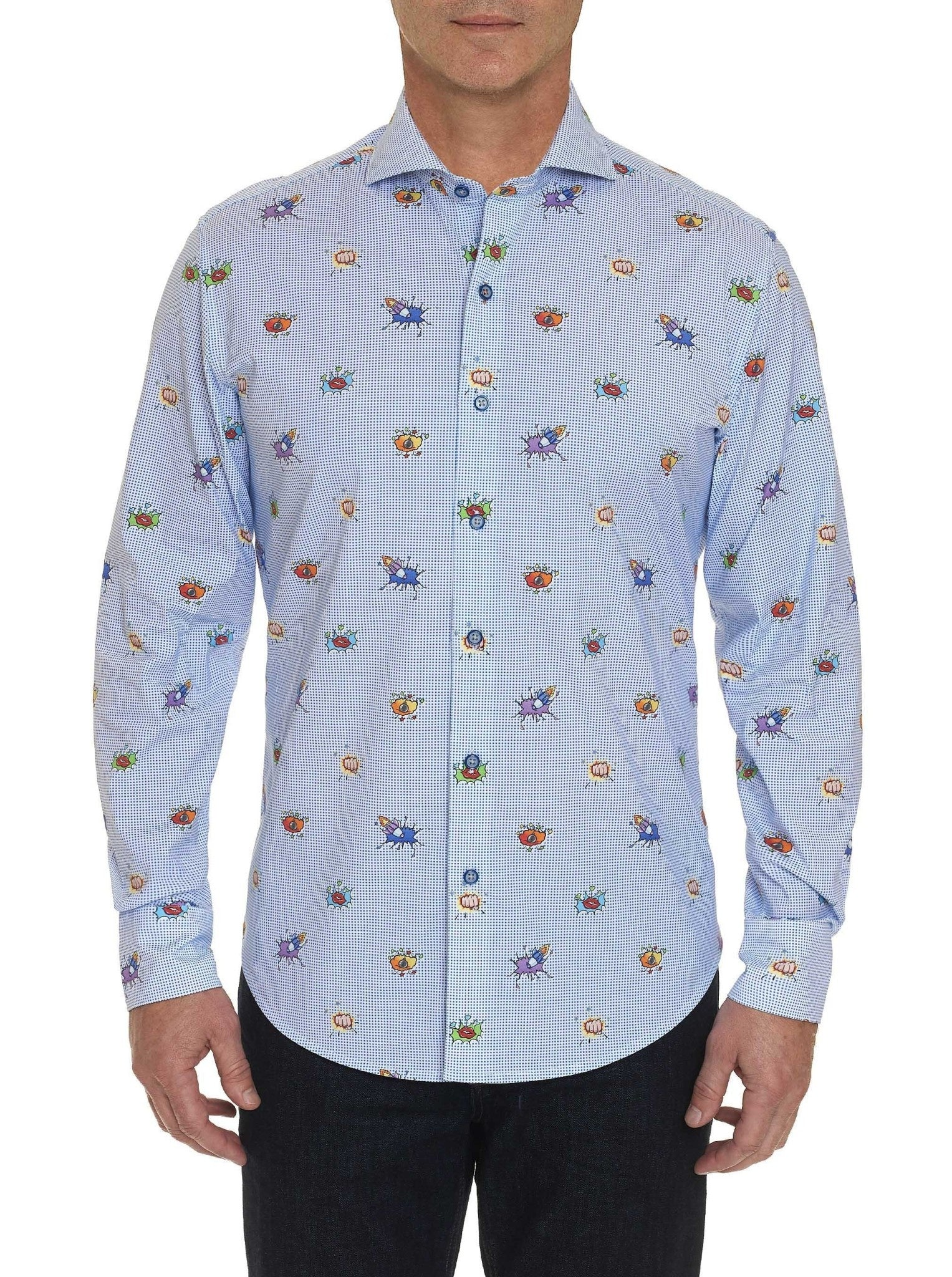 Robert Graham - Blue Boom Smack