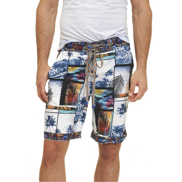 Robert Graham Maluku Islands Swim Trunk