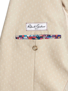 Robert Graham - Tan Fairbrother Woven Sport Coat