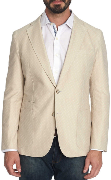 RG Tan Fairbrother Woven Sportcoat