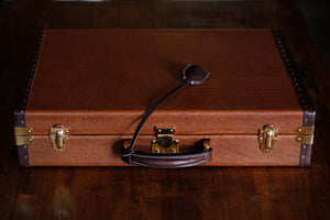 J. Greenwood Executive's Attaché Leather Briefcase